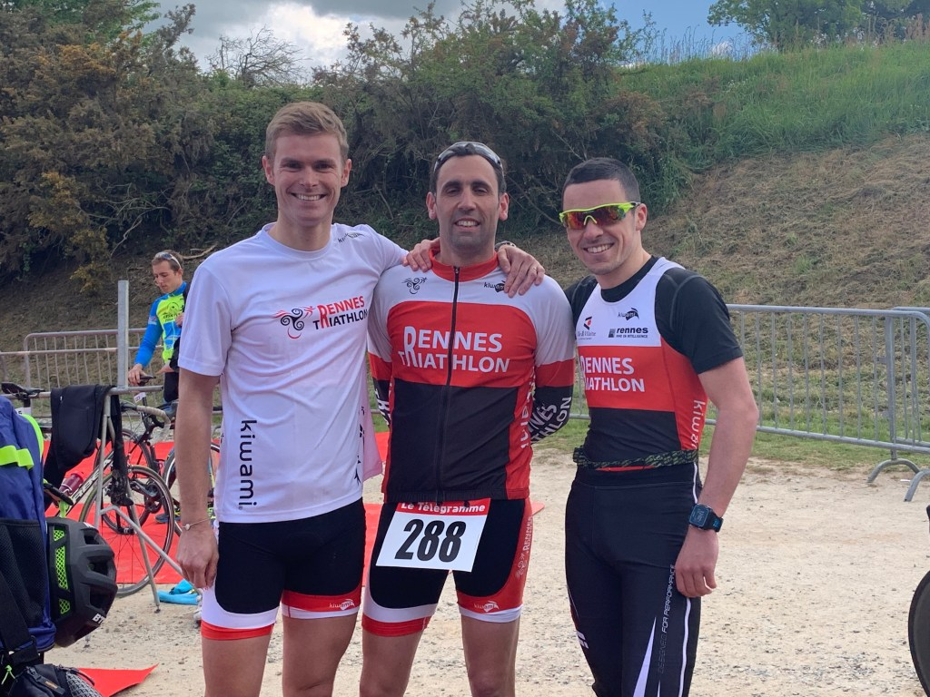 TRIATHLON // BOSMELEAC (22) // 05.05.2019