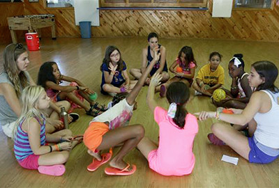 Camp brings healing to kids dealing with loss