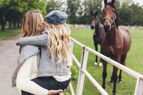 Equestrian for parents
