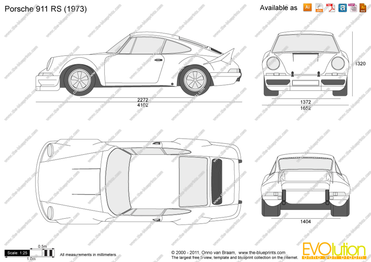 Blueprints 73 Rs And G Series