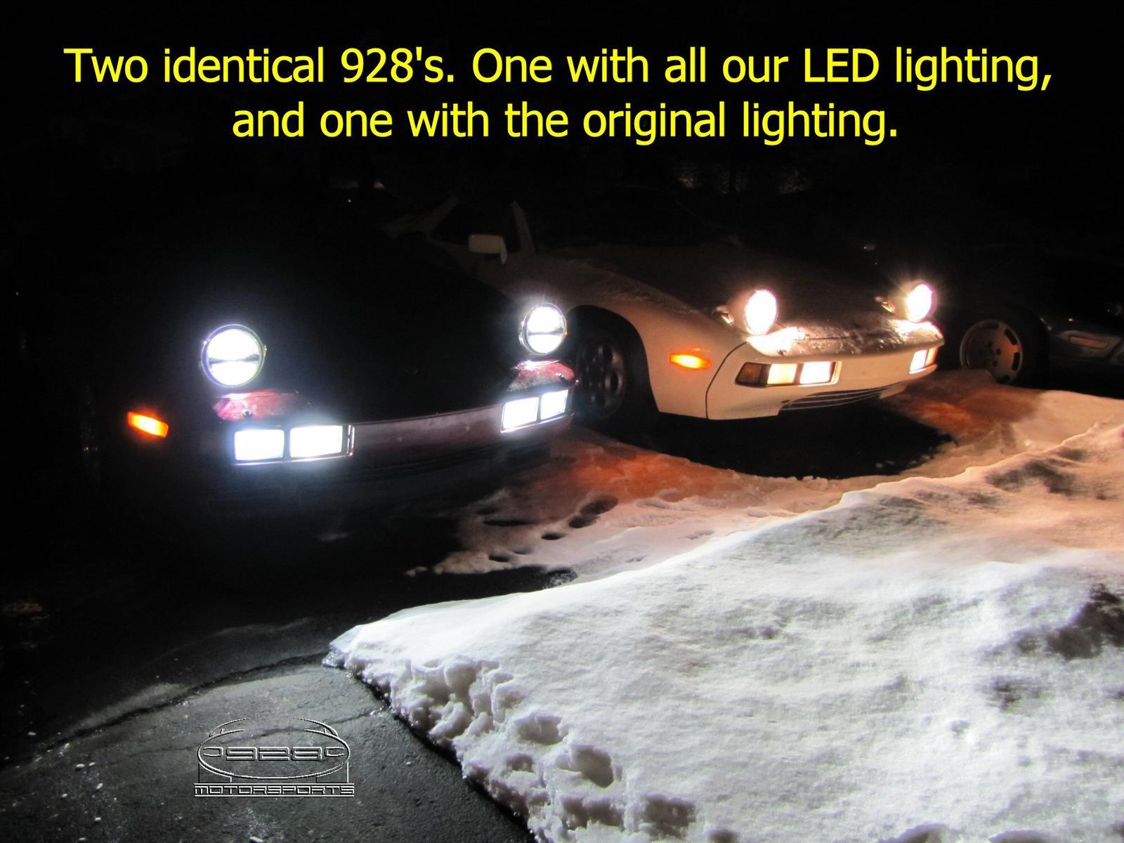 Brightest Led Fog Lights