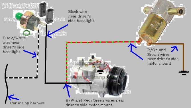diagram home ac compressor wiring diagram full version hd