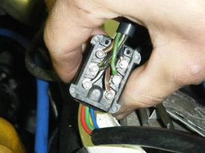 windshield wiper motor wiring  Rennlist  Porsche