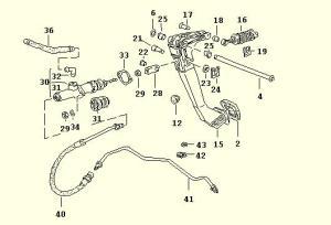 clutch pedal spring help  Rennlist  Porsche Discussion