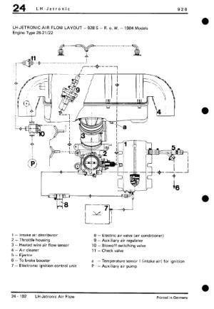 Vacuum hose diagram  Rennlist  Porsche Discussion Forums