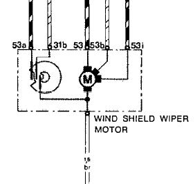 Wiring wiper motor from scratch, help!  Rennlist