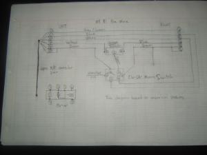 8086 aero mirror upgrade wiring solution w one relay