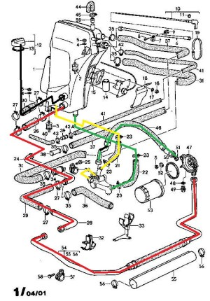 Oil Circulation Diagram?  Rennlist  Porsche Discussion