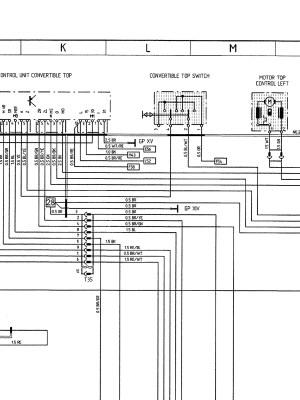 Convertible top switch wiring  Rennlist  Porsche