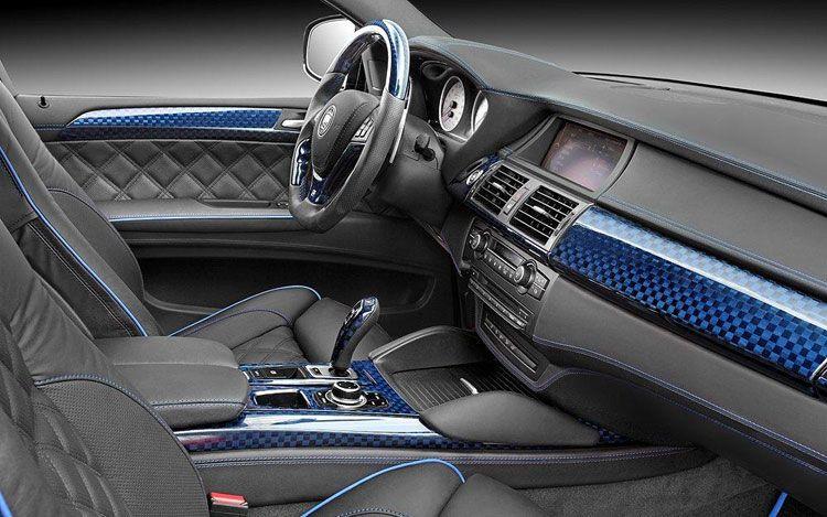 991 Carbon Fiber Interior Trim