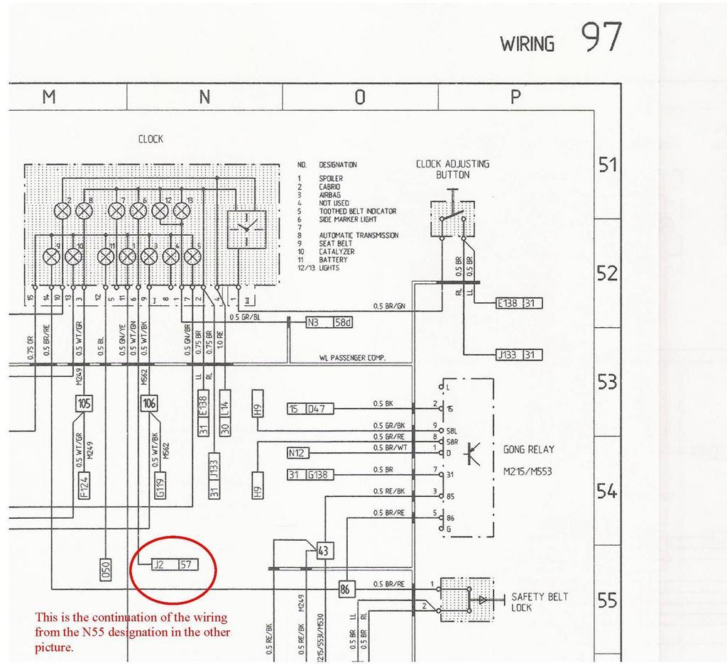 1984 Porsche 944 Radio Wiring Diagram  Somurich