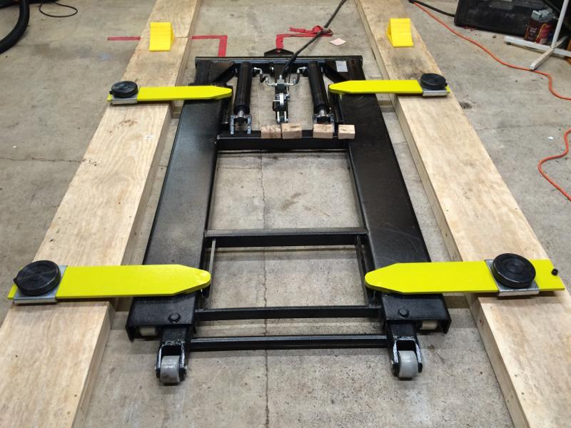 Scissor Lifts Bendpak Md 6xp Vs Dannmar Cadet 6000xl