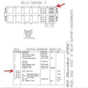 Reverse light relay location?  Rennlist  Porsche Discussion Forums