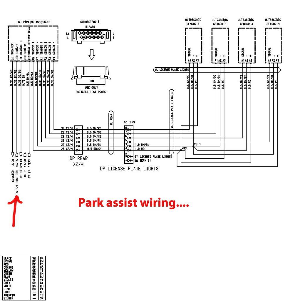Porsche 996 Turbo Wiring Diagrams - Somurich.com