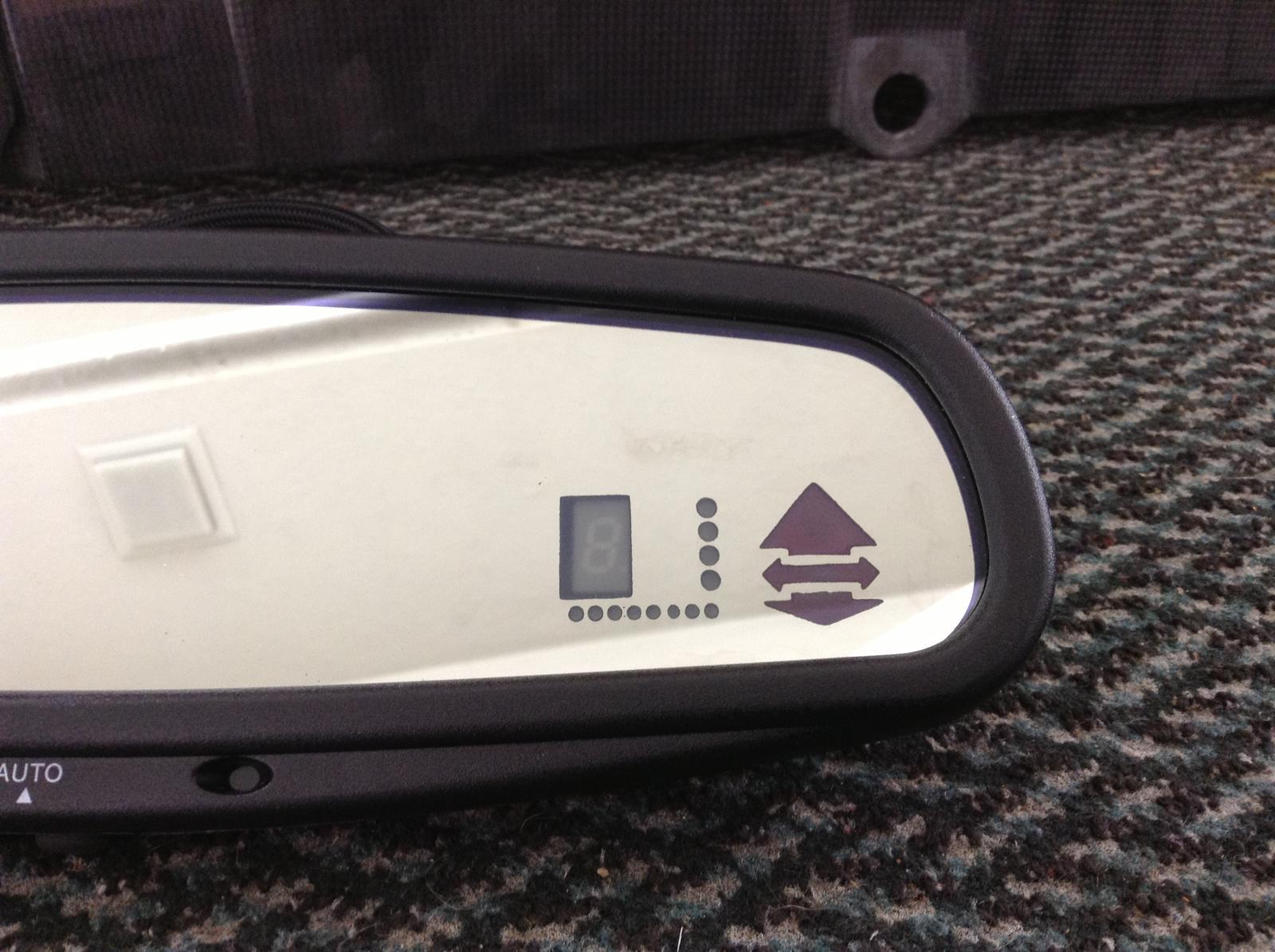 FS Custom Valentine One Rear View Mirror Rennlist