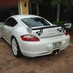 Gt4 Wing For A 987 Rennlist Porsche Discussion Forums