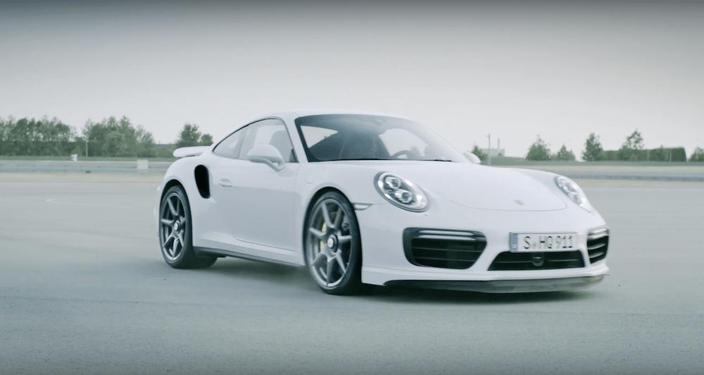 Porsche 911 Turbo S Exclusive Series Wheels Rennlist