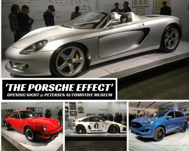 The Porsche Effect