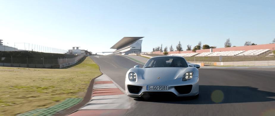 rennlist.com Porsche 918 and Panamera Turbo S E-Hybrid Sport Turismo
