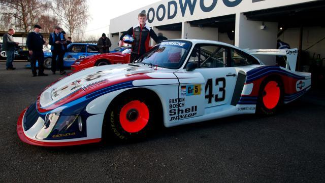 Porsche 935/78 'Moby Dick' Dan Harper