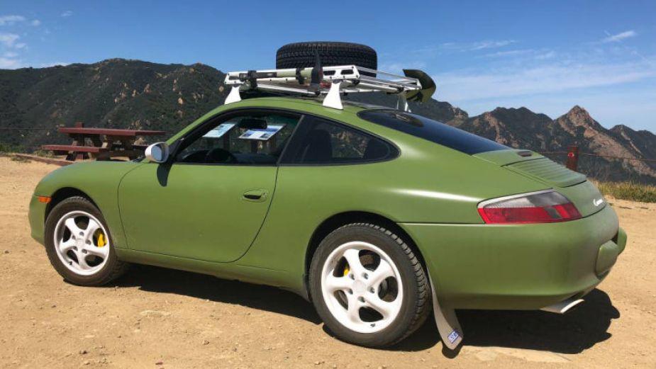 Safari 911 off-road