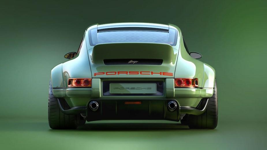 Singer Porsches