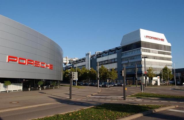 Porsche executive arrested over dieselgate