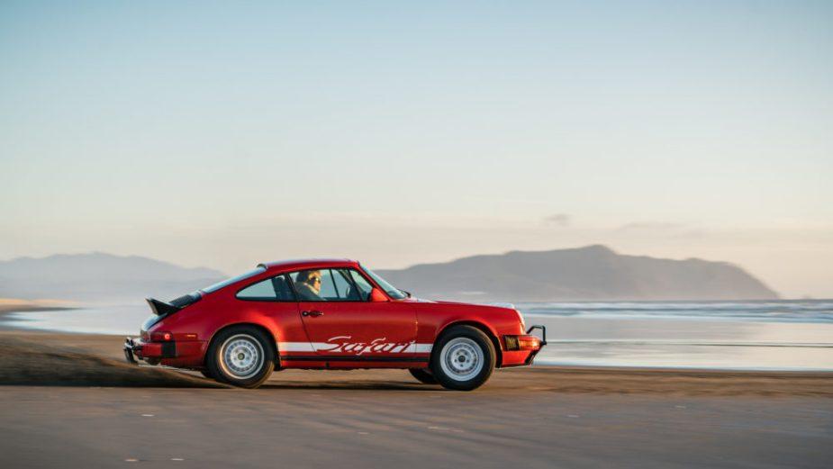 1983 Porsche 911SC Safari