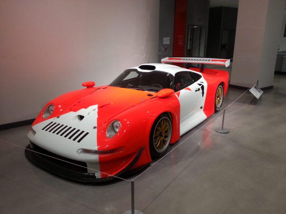 Rennlist - Porsches from the Petersen 1997 GT1