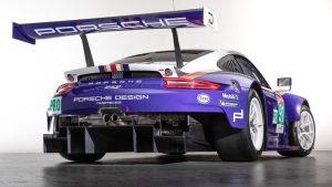 Porsche 911 RSR at 24 Hours of Le Mans