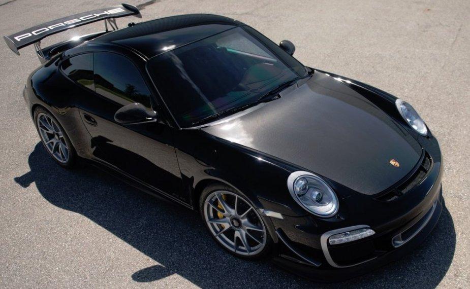 Seinfeld Porsche 911 GT3 RS 4.0 High