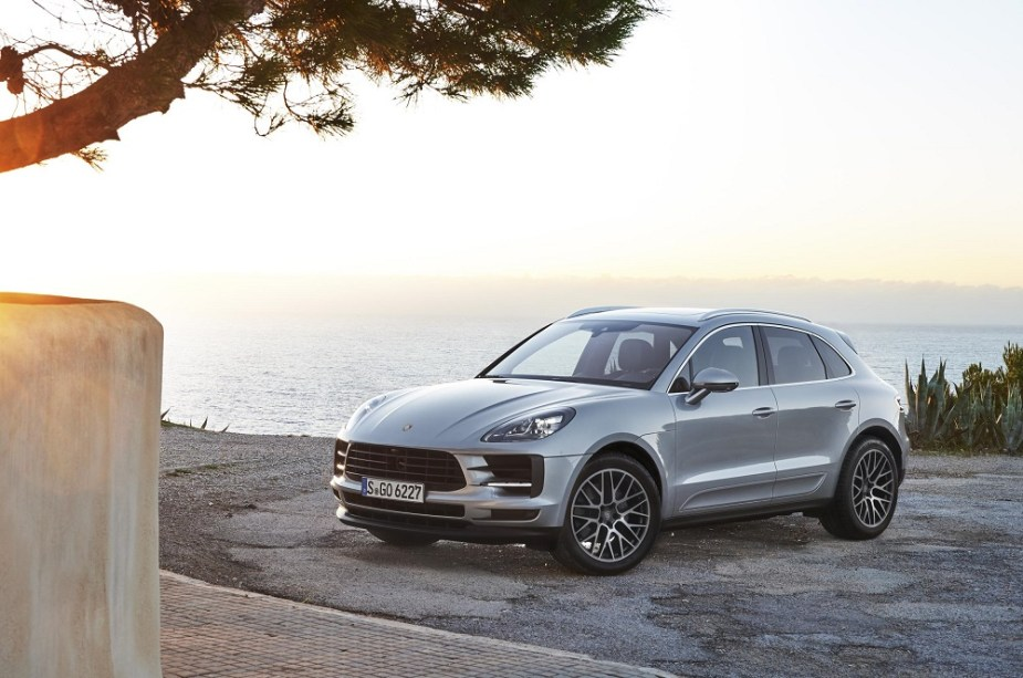 2019 PORSCHE MACAN S Turbocharged V6
