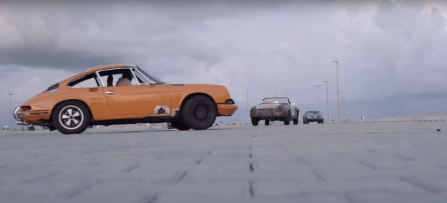 1972 Porsche + Made in Nigeria