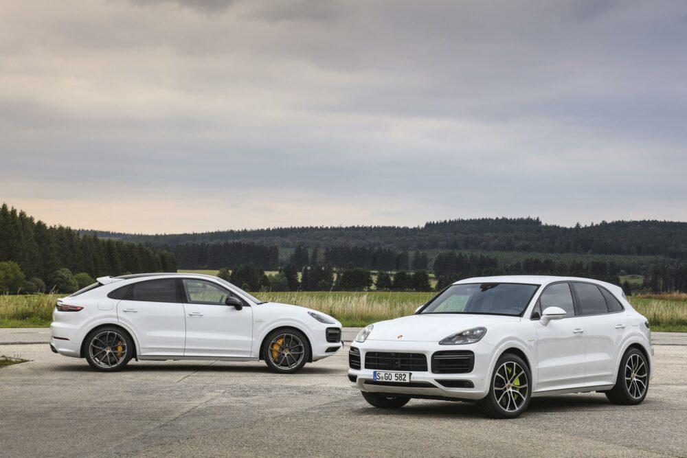 Porsche Cayenne Turbo S E,Hybrid Models Will Be Most