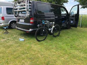 MSR300 Campingplatz
