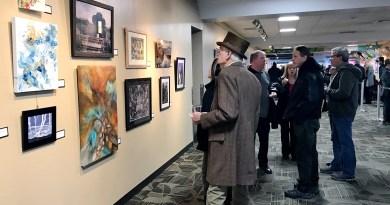'Art Taking Flight' at Reno Airport