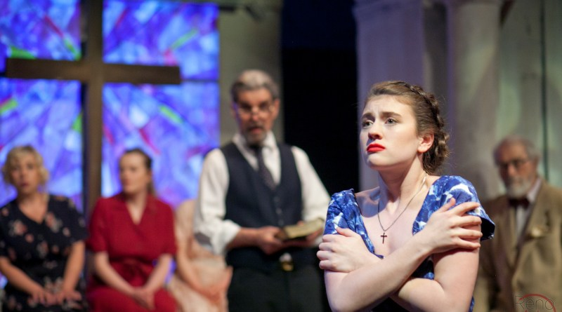 Back Stage Review: 'The Crucible' at Bruka Theater