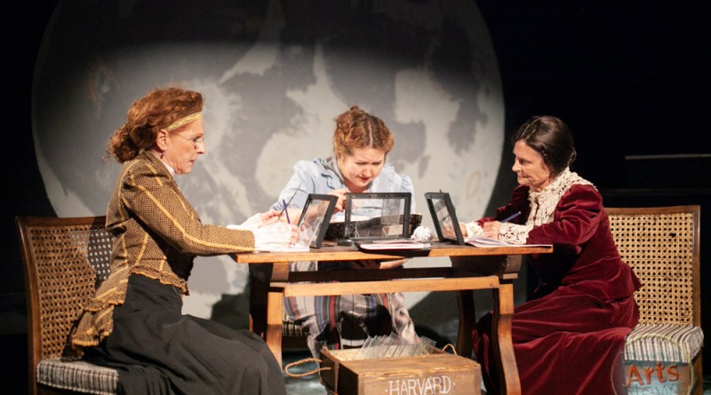 Backstage Review: 'Silent Sky' at Restless Artists Theatre