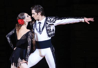 The Bolshoi Ballet Dances Carmen Suite and Petrushka