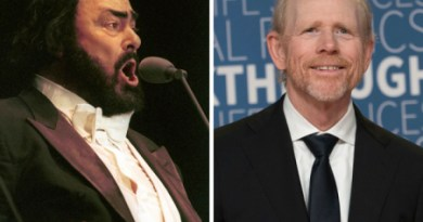 Ron Howard's Documentary Pavarotti