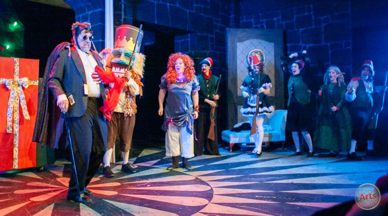 'Son of a Buttcracker' at Bruka Theater (Photos and Review)