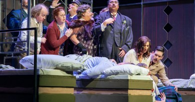 Backstage Review—Murder On The Orient Express
