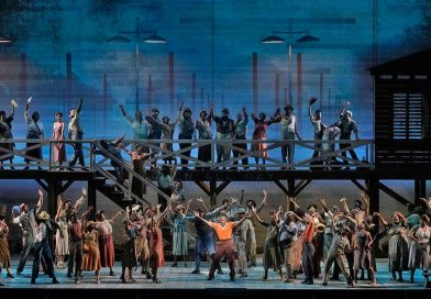 The Metropolitan Opera's Live in HD Series continues with the Gershwins' immortal Porgy and Bess – Saturday, February 1 at 9:55 am