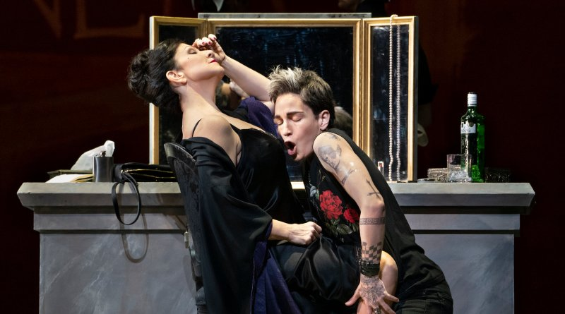 The Met Streams Handel's 'Agrippina'