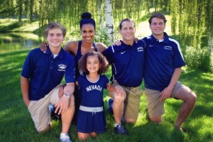 Fatherhood Spotlight: Coach Eric Musselman, Nevada Wolf Pack