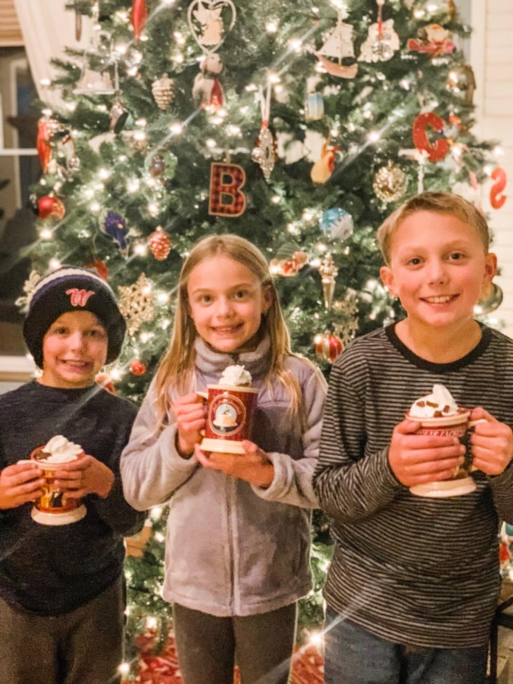 Hot Chocolate Recipe Kids
