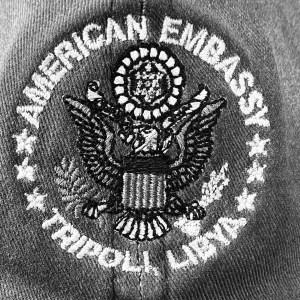 US Embassy Tripoli Libya