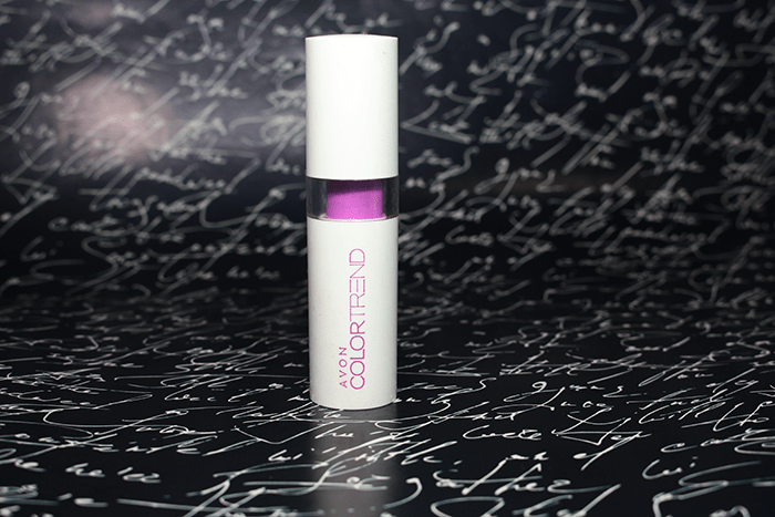Resenha: Batom Color Trend Lilás Vibrante - Avon
