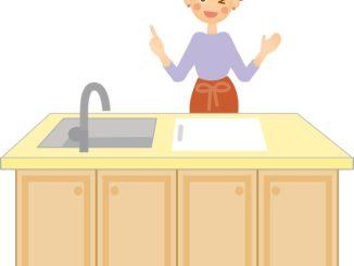理想のキッチンの高さの目安は