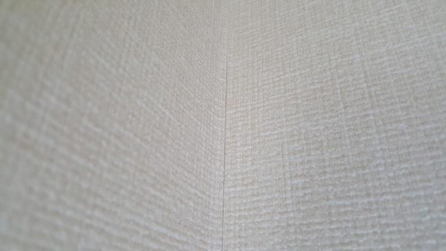 壁紙の隙間 補修前